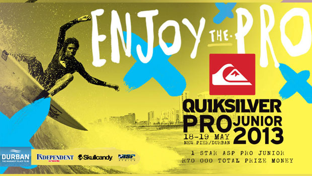 Quiksilver Pro Junior & King of the Groms 2013