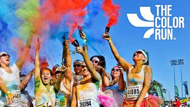 The Happiest 5k on the Planet