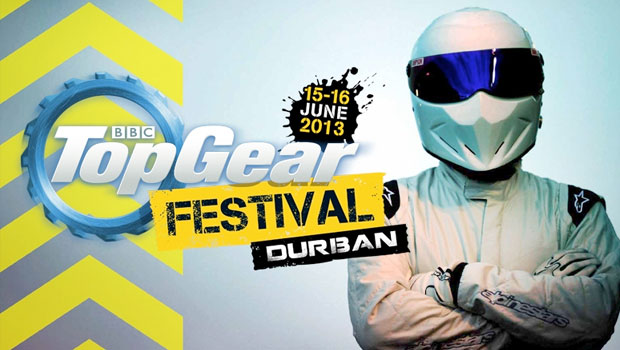 Top Gear Festival Returns – Front row of world class street racing