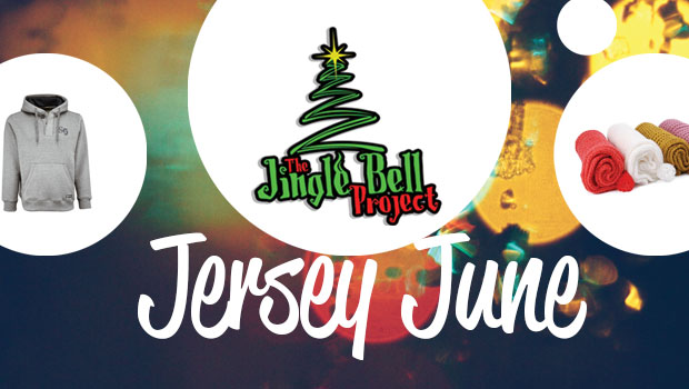 The Jingle Bell Project – Jersey June – Charity Drive