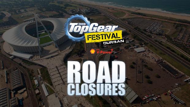 Top Gear Road Closures