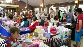 Pennington Peoples Market & Car boot Sale