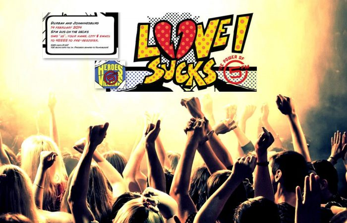 "5FM ""Love Sucks"" Valentine's Day celebrations"
