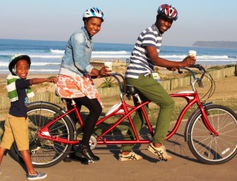 Get your family 'ready to roll' at the Tsogo Sun Amashova!