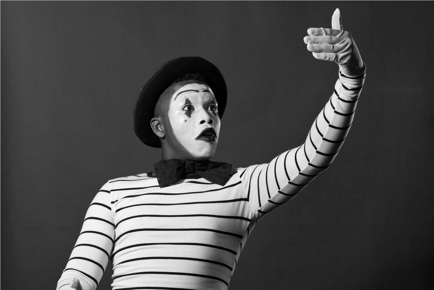 French Mime Artist The best mime guide - top mime news and performing ...
