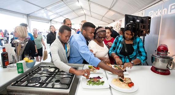 Taste of Durban 2014