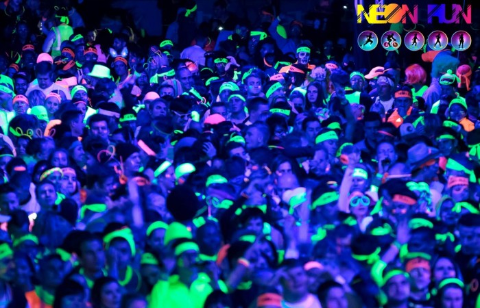 WIN TICKETS TO THE DURBAN NEON RUN: SATURDAY AUGUST 30