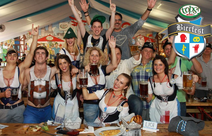 The TOPS at SPAR Bierfest is Back!
