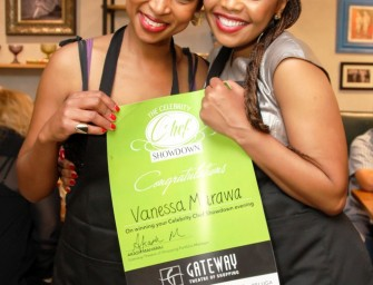 VANESSA MARAWA WINS GATEWAY'S CELEBRITY CHEF SHOWDOWN AT CIRCUS CIRCUS