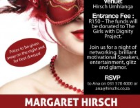 Hirsch's Business Woman of the Year Launch