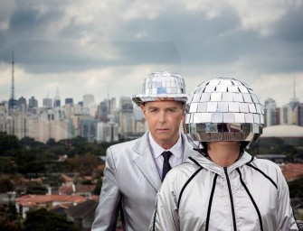 Global music icons Pet Shop Boys are coming to Durban!