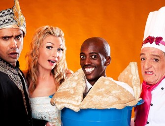 WIN TICKETS TO SINDER-FELLA AN ADULT PANTO