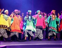 Soweto Gospel Choir brings Christmas cheer to the Lake