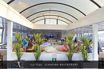 South Afica's biggest floating Restaurant & Events Venue hits the Durban shores