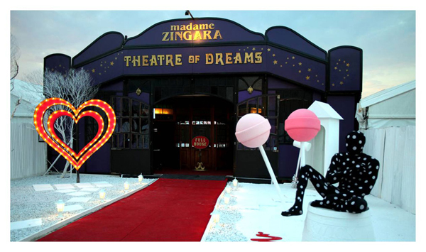 Madame Zingara Returns to the Zulu Kingdom