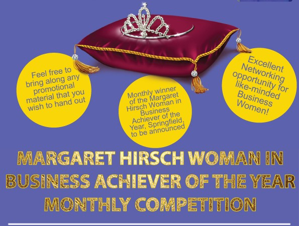 Hirsch's Springfield Women of the Year Networking