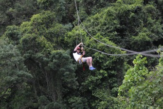 Karkloof Canopy Tour: Slide away the stress in Zip-line Style…