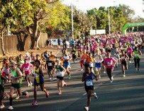 RUN YOUR CITY WITH THE TOTALSPORTS WOMEN'S RACE