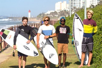 Quiksilver Surf Series Set For Umhlanga Rocks!!