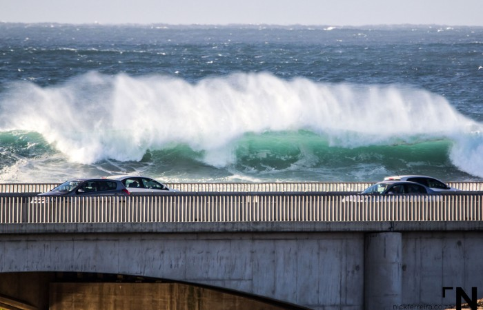 Durban Hit By Massive Waves