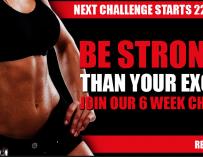 6 Week Challenge Giveaway: GETFIT Umhlanga