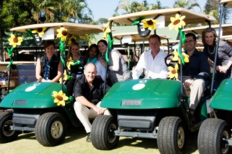 Swing into action with Rodel Financial Services and Tyson Properties and support The Sunflower Fund Golf Day
