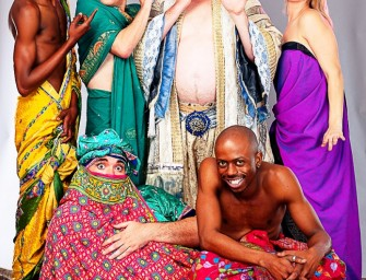 *WIN* 2015 Adult Panto – Aladdin Greyville Racecourse: 10 November – 30 December