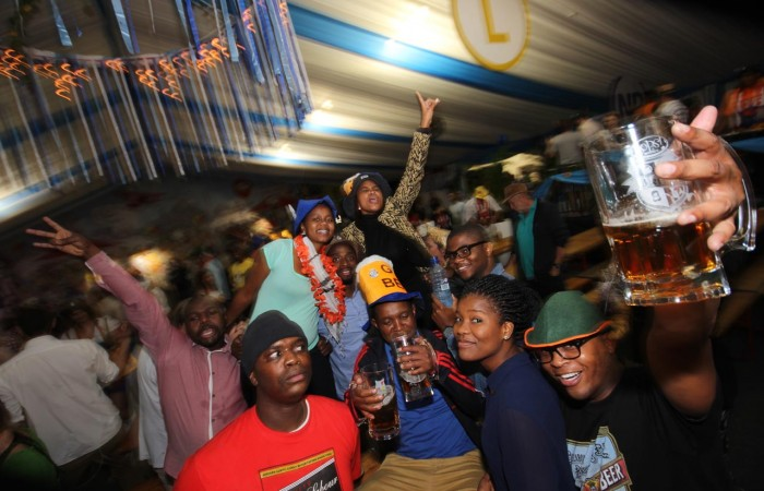 Gallery: Tops at Spar Bierfest 2015!