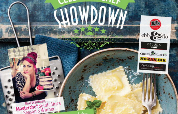 Gateway's Celebrity Chef Showdown 2015