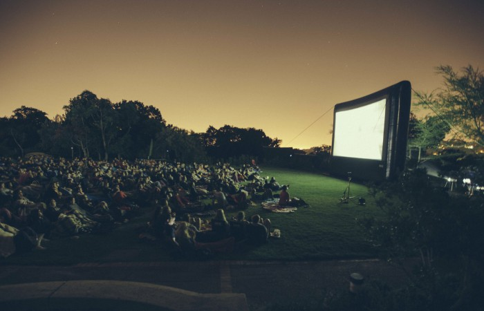 WIN: Open air cinema your ticket to romance this Valentines