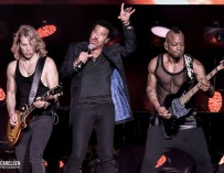 Lionel Richie had us wanting to party all night long!