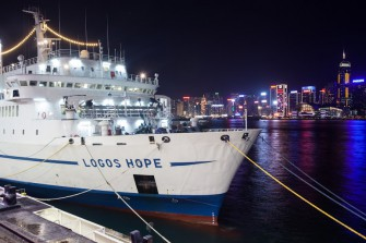Logos Hope Brings International Crew