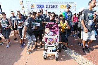 Outdoor fun for the whole family at the Discovery East Coast Radio Big Walk
