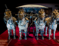 WIN TICKETS – TERRACOTTA ARMY AND THE FIRST EMPEROR OF CHINA: THE EXHIBITION