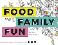 FOOD FAMILY FUN at Shongweni Market