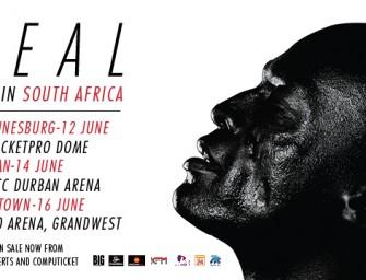 Seal SA Tour: Ticket Giveaway