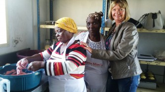 BREAD MATTERS – IT'S ALL ABOUT CELEBRATE LIFE'S BREAD-OVEN PROJECTS