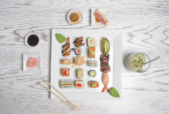 Introducing Bamboo Sushi Lounge's New 3 Course Buffet