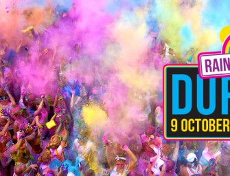 WIN Tickets to The Color Run Durban