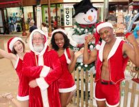 Festive Fun lives at uShaka Marine World