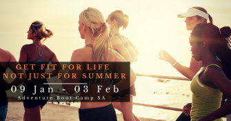 Summer Fitness with Adventure Boot Camp
