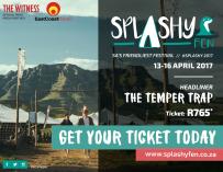 Splashy Fen 13 – 16 April 2017