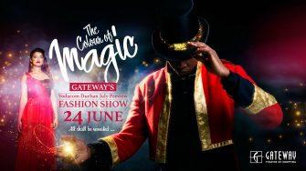 Gateway's Vodacom Durban July Preview Fashion Show