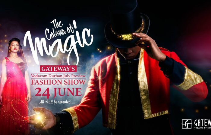 Gateway's Vodacom Durban July Preview Fashion Show