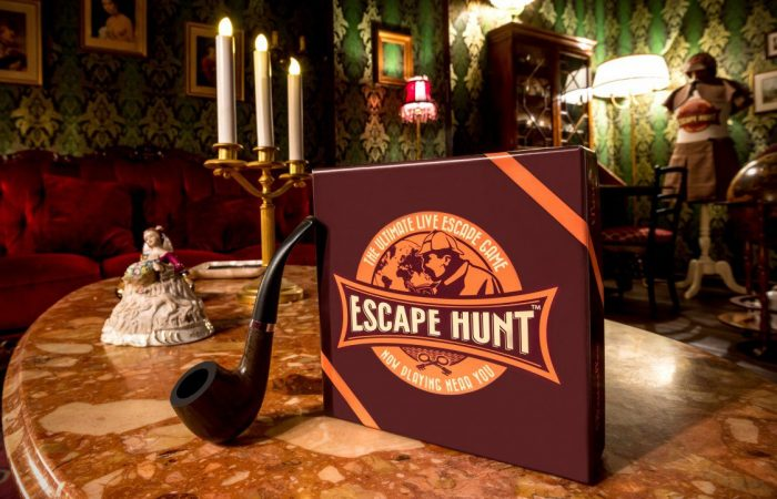 NOW OPEN: Escape Hunt Experience Umhlanga
