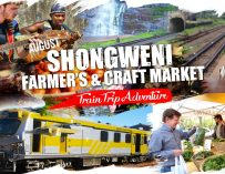 The Holiday Express – Train to Shongweni or Scottburgh
