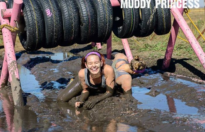 WIN Tickets to Muddy Princess at Giba Gorge