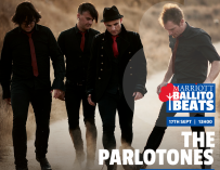 THE PARLOTONES: Marriott Ballito Beats Music Series