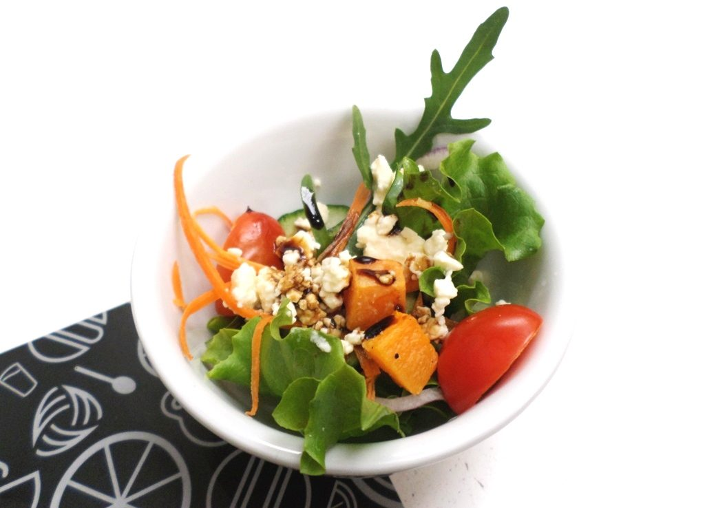 Butternut and Feta Salad