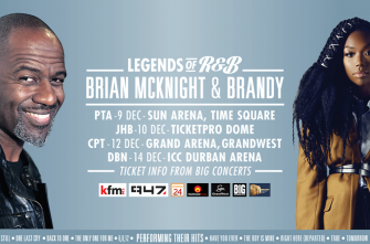 LEGENDS OF R&B with Brian McKnight and Brandy